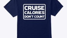 Check out Cruise Calories Don't Count! This exclusive design from Tips For Travellers Available for the next 4 days via @Teespring: https://tspr.ng/c/cruise-calories-dont-count