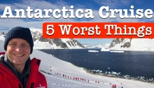 Antarctica Cruise Worst Things