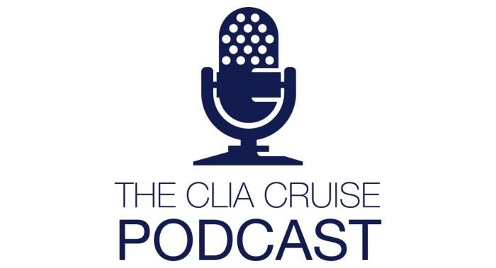 CLIA Podcast Gary Bembridge