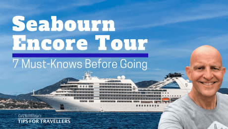 Seabourn Encore ship tour and review