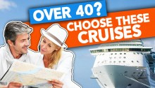 5 Best Cruise Lines for Travellers Over 40