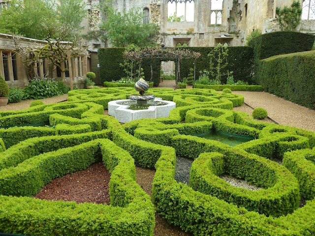 Sudeley Castle Winchcombe Gloucestershire England. From http://www.TipsForTravellers.com