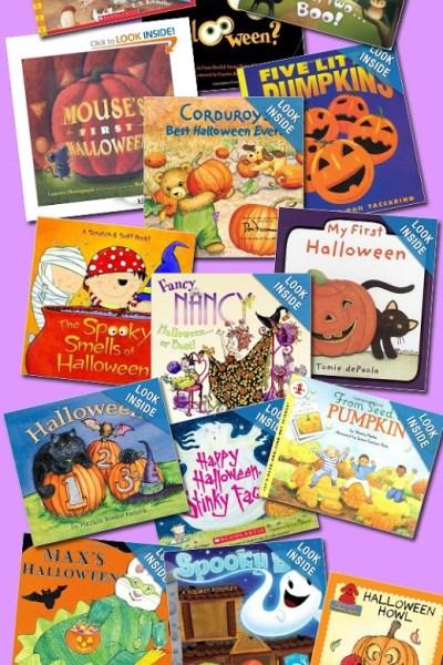 18 Must Read October & Halloween Preschool Books