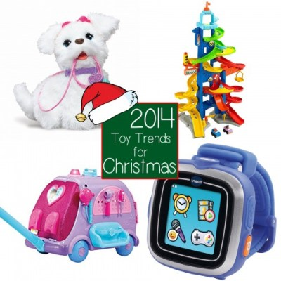 2014 Toy Trends for Christmas