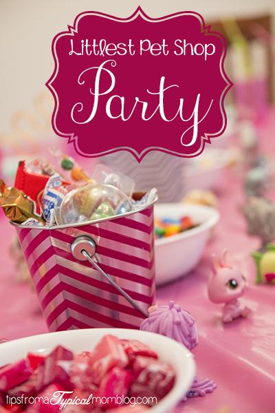 Littlest Pet Shop Party