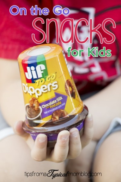 "Healthy ""Snacks On The Go"" for Kids"