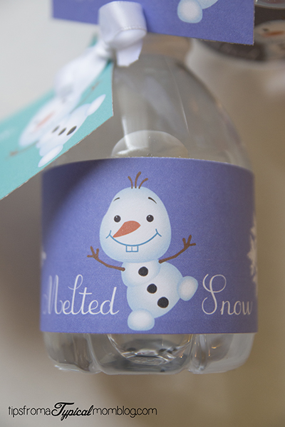 Frozen Olaf Valentines Free Printables