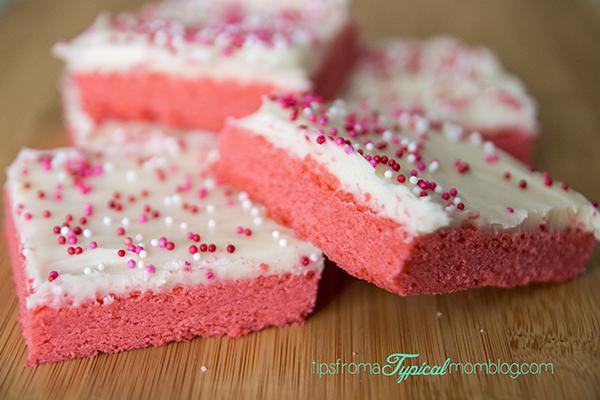 Pinkie Bars