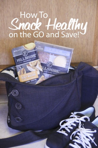 How to Snack Healthy on the Go and Save