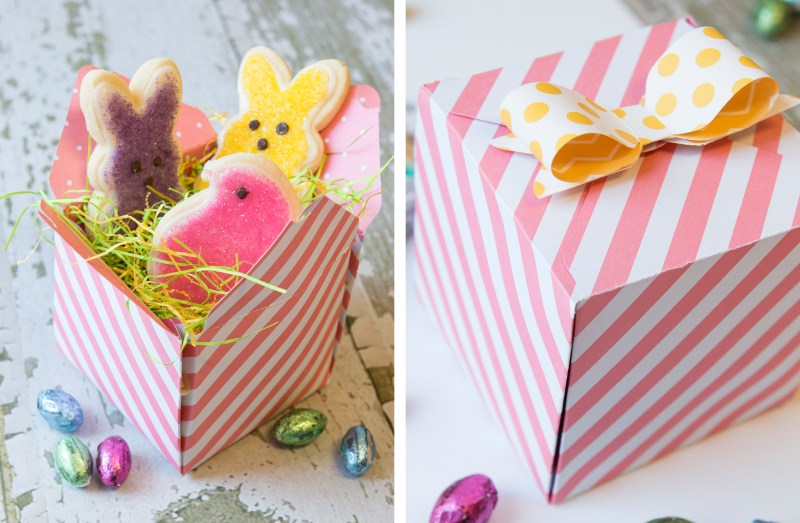 How to make a paper box 4