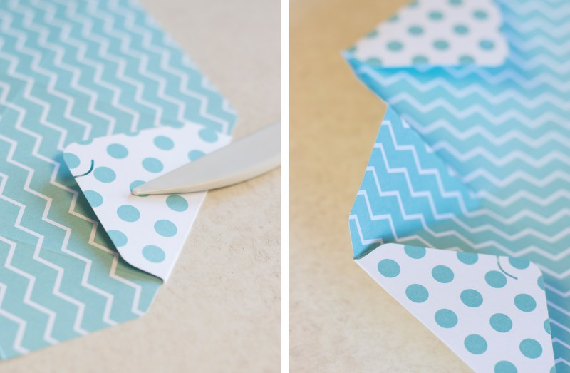 How to make a paper box3
