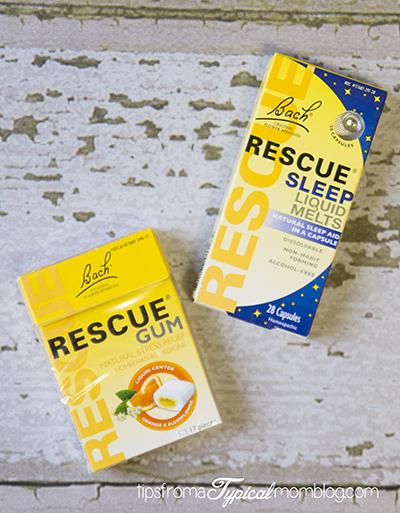 RESCUE Natural Sleep Aid