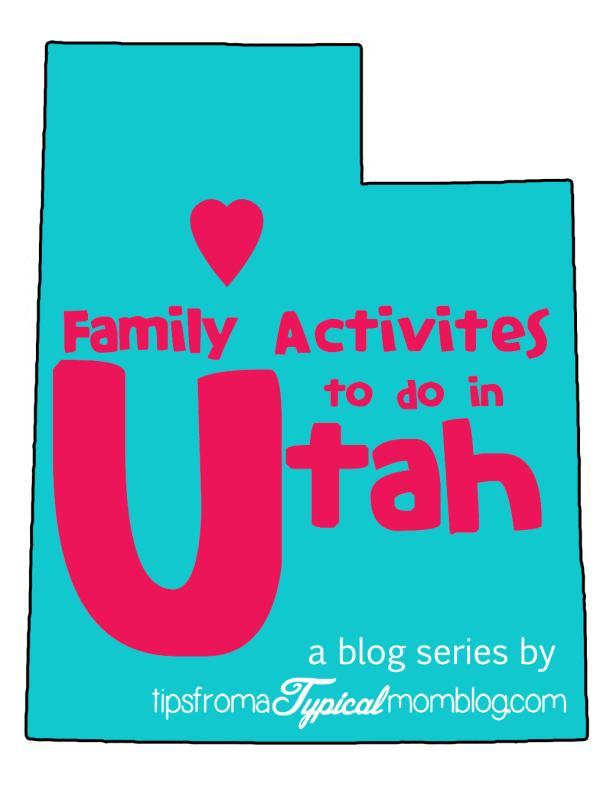 Family activities to do in Utah