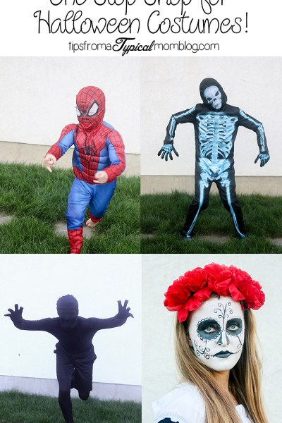 Day of the Dead Face Paint~ Halloween Costume Sneak Peek