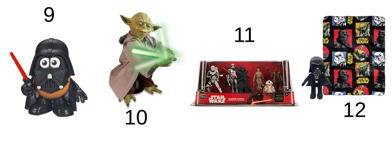 Star Wars Christmas Gift Guide