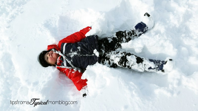 10 Snow Activities to do with Kids