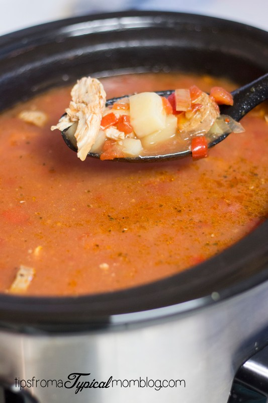 Red Italian Stew