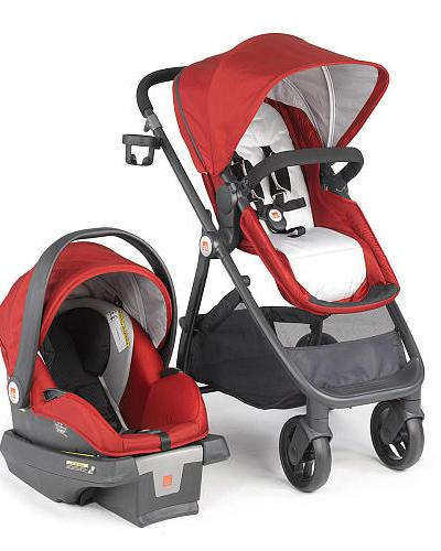 The Gb Lyfe Pram Travel System for Infants