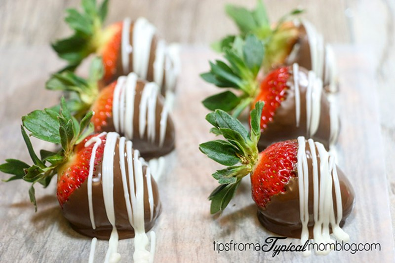 How to make gourmet chocolate covered strawberries