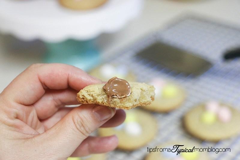 Cadbury Mini Eggs Cookies Recipe for Easter