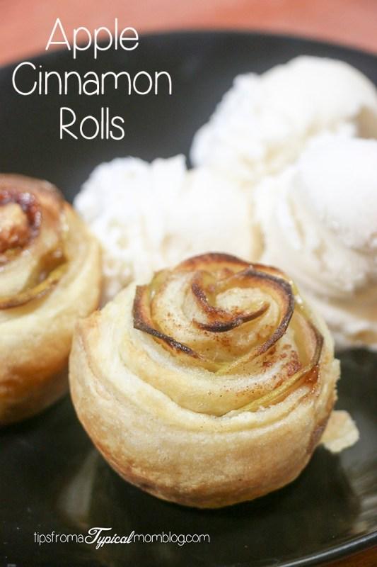Apple Cinnamon Rolls