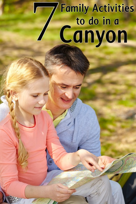 7 Family Activities To Do in the Canyon this Summer