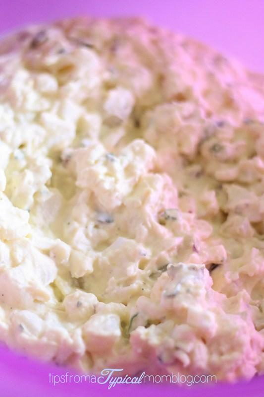 Mom's Secret Potato Salad Recipe