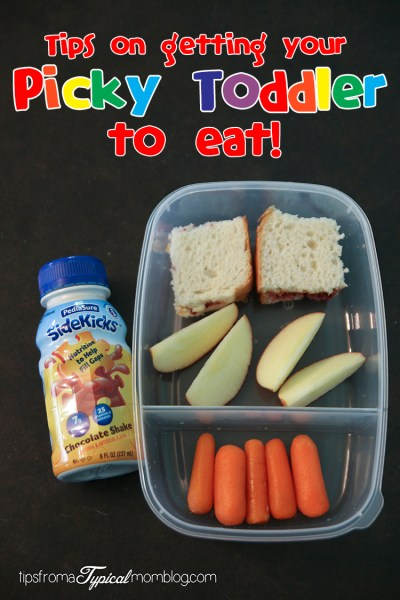 5 Tricks to Getting Your Picky Toddler to Eat