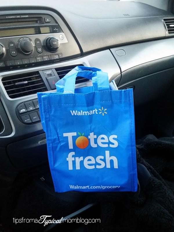Walmart Curbside Pick Up
