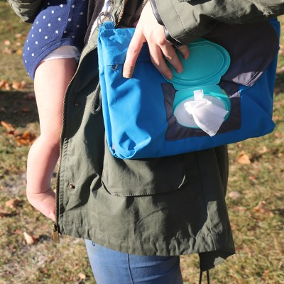 The Perfect Diaper Bag for New Moms