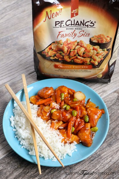 Stir Up Family Fun at Dinner Time with P.F. Chang's Home Menu + $250 Grocery Gift Card Giveaway