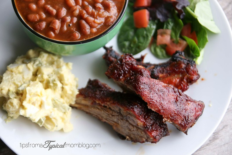 How to grill ribs over charcoal