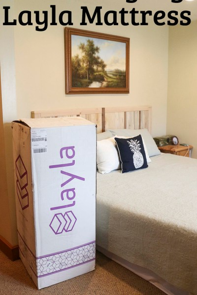 How a Surprise Feature of the Layla Mattress Helps with Joint Pain and Stiffness