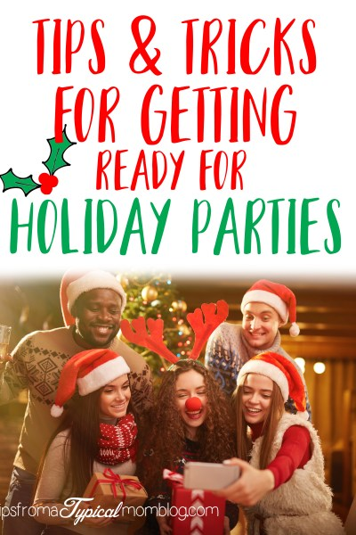 Tips for Getting Ready for Holiday Parties + Rembrandt 3 Day Whitening Boost Kit Review