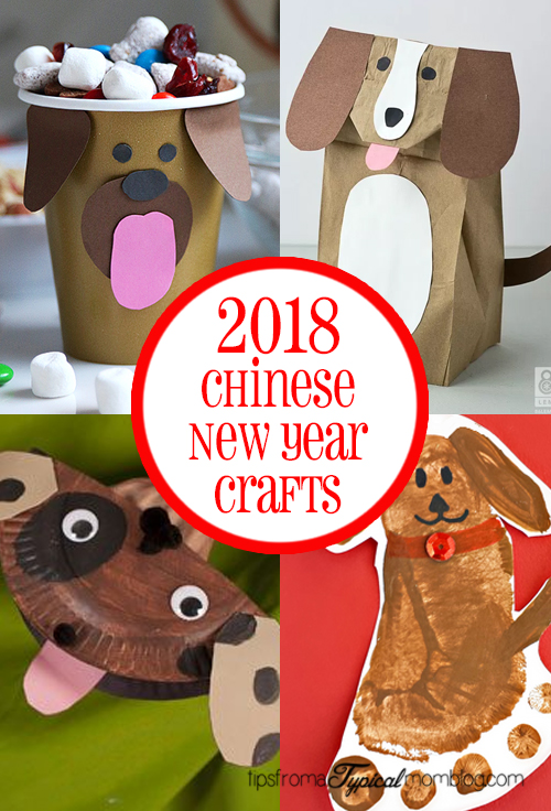 2018 Chinese New Year Crafts and Activities for Kids ...