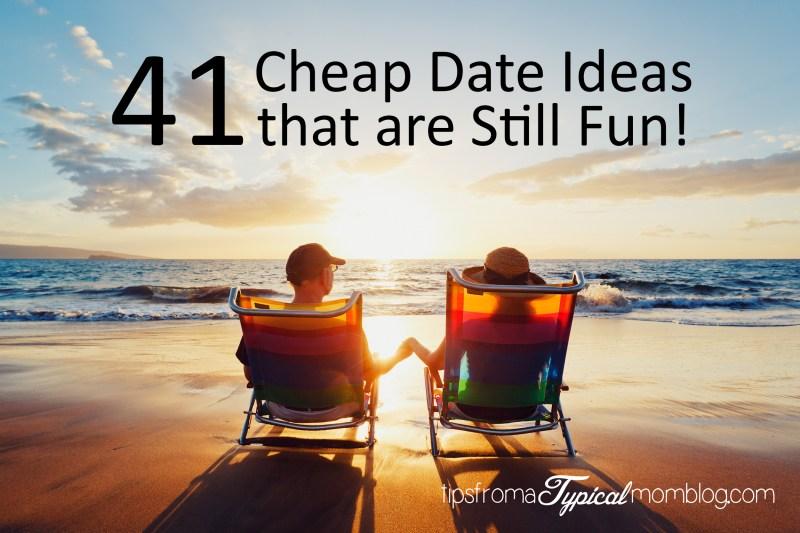 41 Cheap Date Ideas that are Still Fun