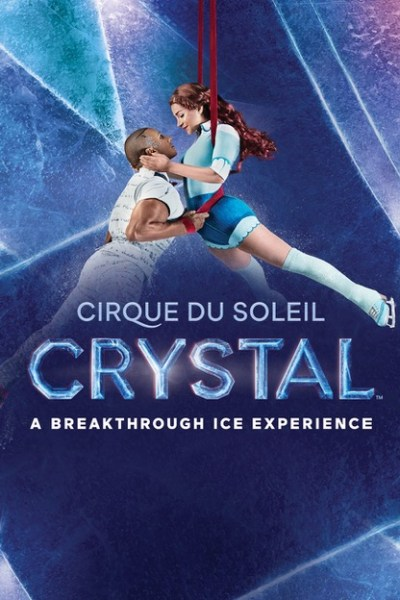30% Discount Tickets to Cirque du Soleil Crystal in Salt Lake City- March 2019
