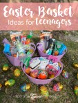 Easter basket ideas for teenagers 2020