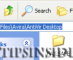 How to Enable AVIRA at Startup in System Tray Icon