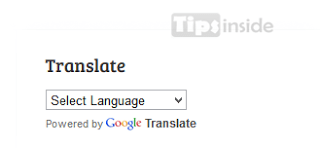 You are currently viewing How to add Google translator plugin for websites and blogger