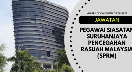 pegawai siasatan suruhanjaya pencegahan rasuah malaysia