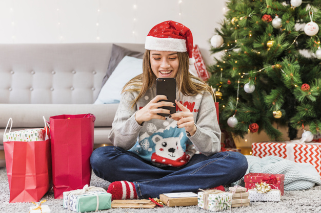 Christmas SMS to Loved Ones