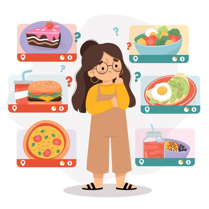 Facts and Myths About Healthy Diet