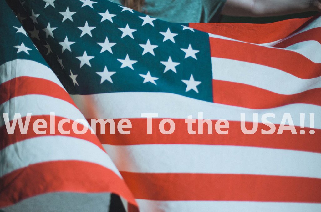 Welcome to the USA