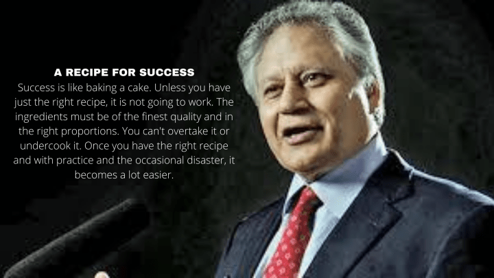"""""""You Can Win"""" a Recipe for Success"""