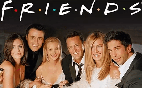 FREINDS TV series