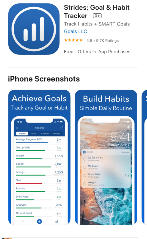 8 Best apps to track your habits