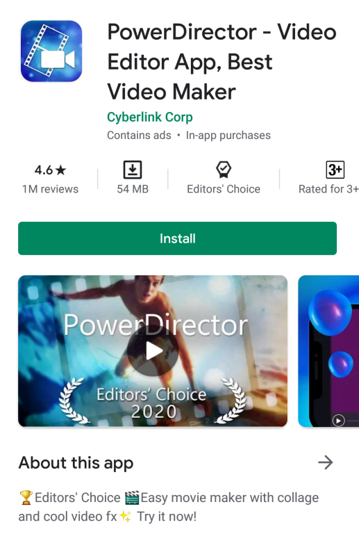 8 Best free video editor apps for android