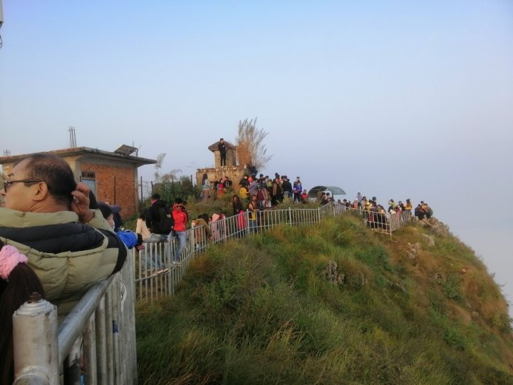 All You Need to Know About Manung Kot Hill: Above the Clouds