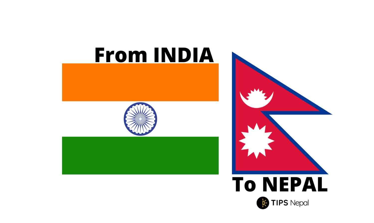 How To Visit Nepal From India With Safe and Secured Ways in 2021?